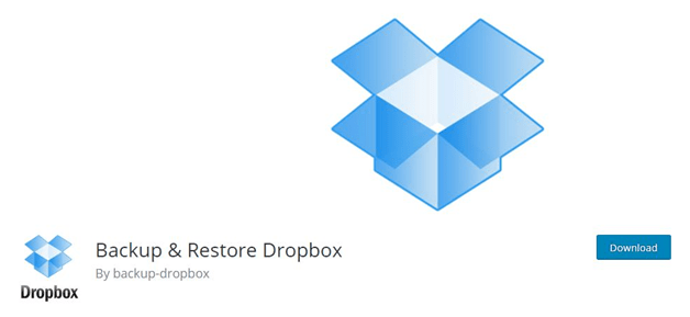 Backup-Restore-Dropbox