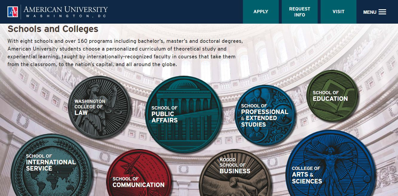 Top 100 University Website Designs in 2019 - Glorywebs