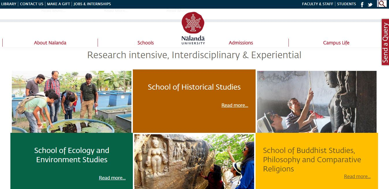 Top 100 University Website Designs in 2019 - Glorywebs