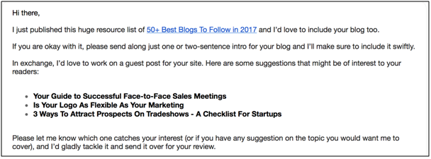 23 Experts Reveal Weirdest Guest Post Request They've Ever