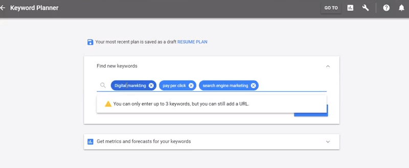 How To Use The New Google AdWords Keyword Planner?