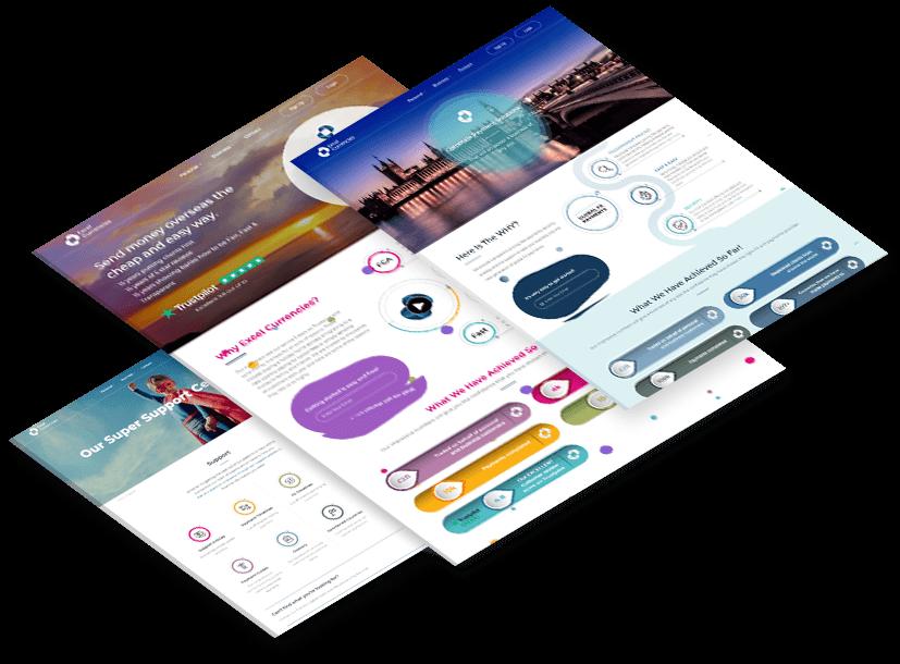 Custom Wordpress Website Development Company - GloryWebs
